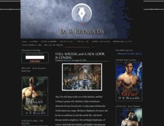 dbreynolds.com screenshot