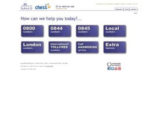 dbs-uk.co.uk screenshot