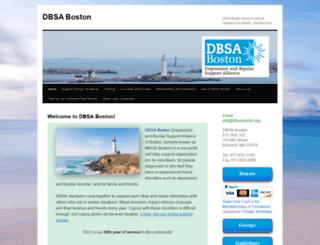 dbsaboston.netfirms.com screenshot