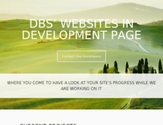 dbsstaging.co.za screenshot
