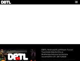 dbtl.fi screenshot