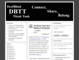 dbtt.org screenshot