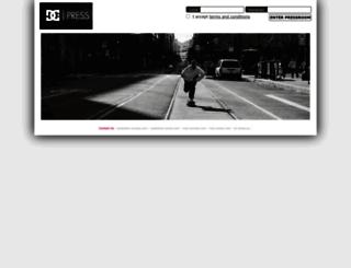 dc-press.eu screenshot