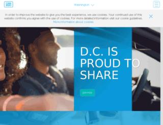 dc.car2go.com screenshot