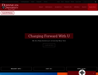 dc.edu screenshot