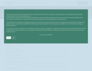 dc.gmo.com screenshot
