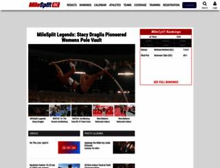 dc.milesplit.com screenshot