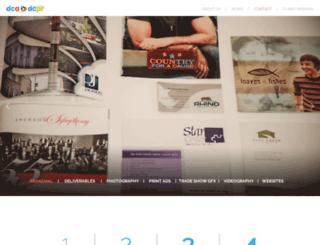 dca-dcpr.com screenshot