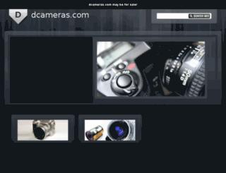 dcameras.com screenshot