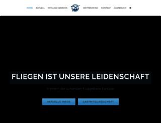 dcb-ruhpolding.de screenshot
