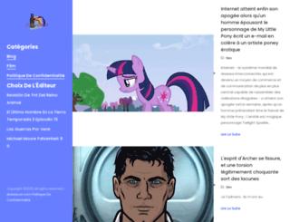 dcbeacon.com screenshot