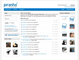 dcbs.de.vu screenshot
