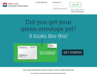 dcccdmoneycard.higheroneaccount.com screenshot