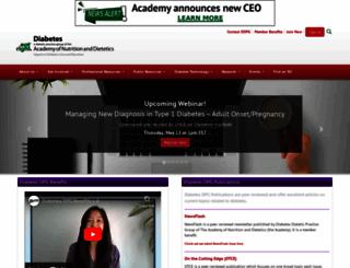 dce.org screenshot