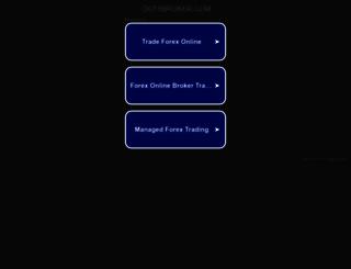 dcfxbroker.com screenshot