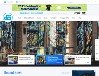 dci.thefannetwork.org screenshot