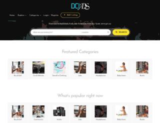 dciads.ca screenshot