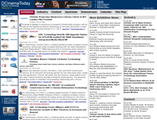 dcinematoday.com screenshot