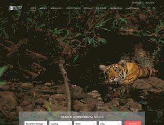 dcpexpeditions.com screenshot