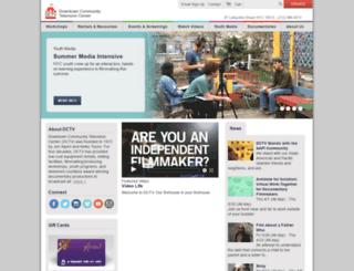 dctvny.org screenshot
