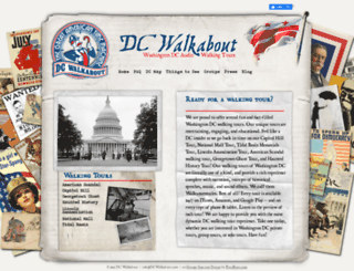 dcwalkabout.com screenshot