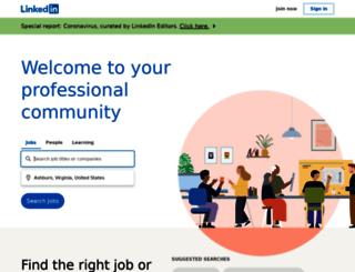 dd.linkedin.com screenshot