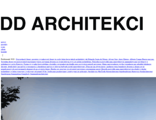 ddarchitekci.pl screenshot