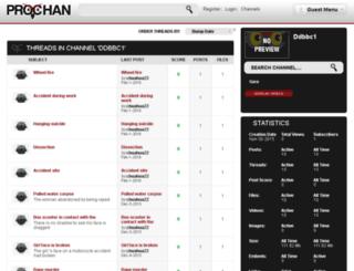 ddbbc1.prochan.com screenshot