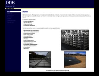 ddbe.com screenshot