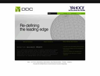 ddc.com screenshot