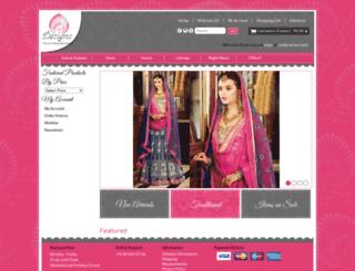 dddesignsindia.com screenshot