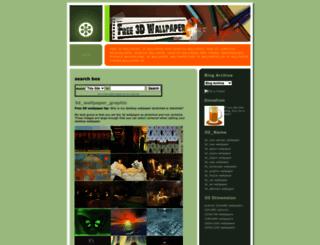 dddwallpaper.blogspot.com screenshot