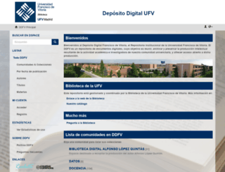 ddfv.ufv.es screenshot