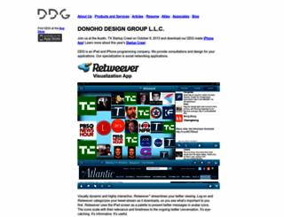 ddg.com screenshot