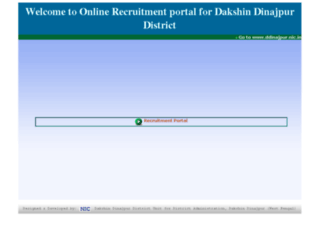 ddinajpur.net screenshot