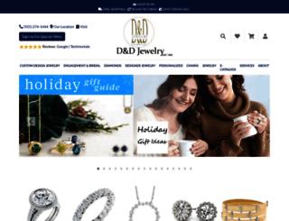 ddjeweler.com screenshot