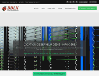 ddlx.org screenshot