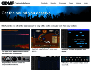 ddmf.eu screenshot
