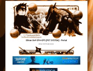 ddran.mo-rpg.com screenshot
