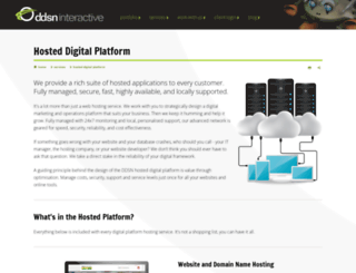 ddsn.net screenshot