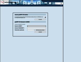de-dm2-cl.strabag.com screenshot