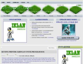 de-expert.com screenshot