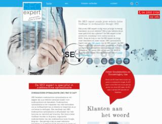 de-seo-expert.nl screenshot