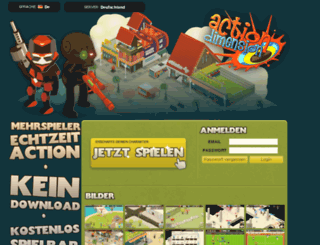 de.actiondimension.com screenshot