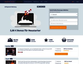 de.adklick.net screenshot