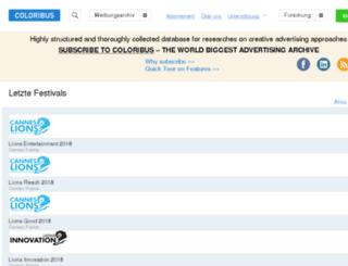 de.advertolog.com screenshot