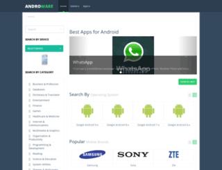 de.androware.net screenshot