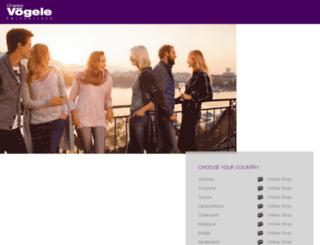 de.charles-voegele.ch screenshot