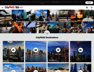 de.citypass.com screenshot