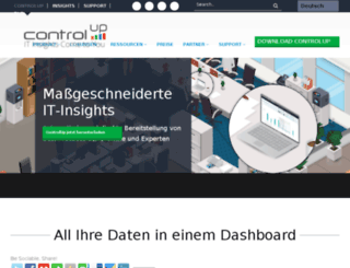 de.controlup.com screenshot